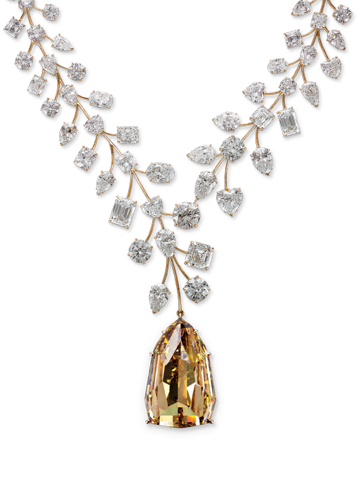 Star of the South Brown Colored Diamond