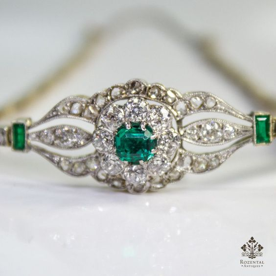 Emeralds: The Greenest of the Greens