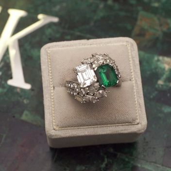 A History Of Engagement Rings Vol 3 The 1960 S