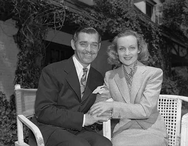 Wedding Wednesday: Clark Gable and Carole Lombard