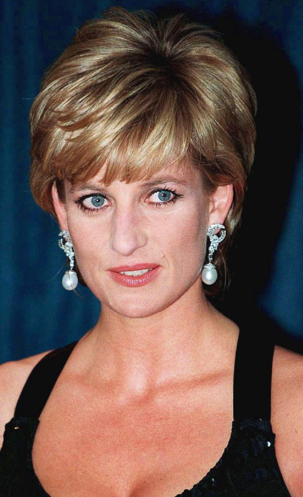 Great Jewelry Collectors: Princes Diana