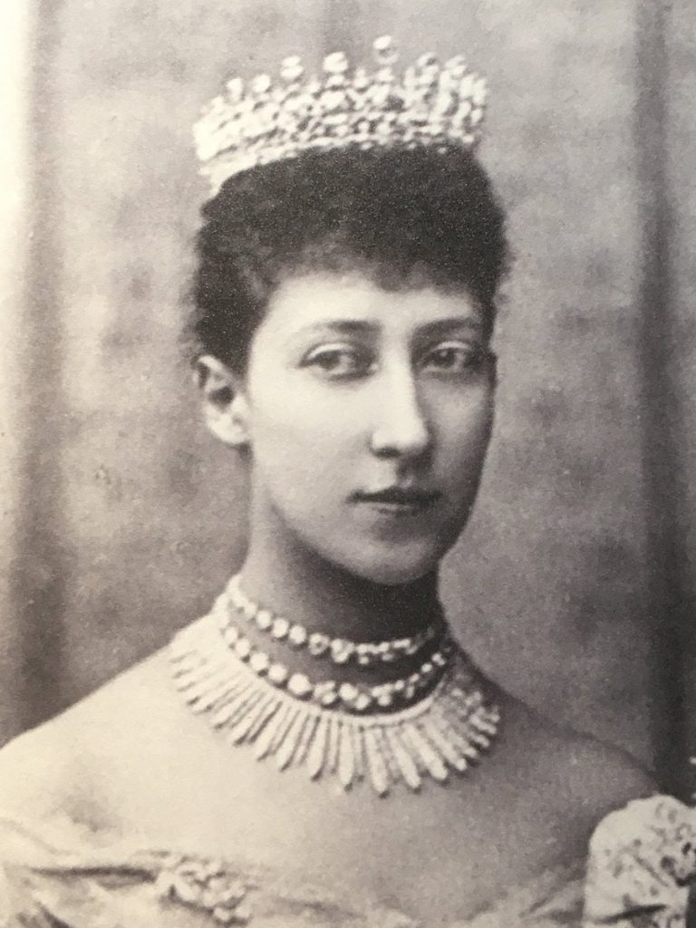 Royal British Tiaras: The Fife Fringe Tiara