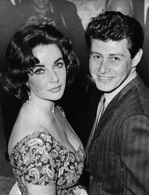Wedding Wednesday: Elizabeth Taylor and Eddie Fisher